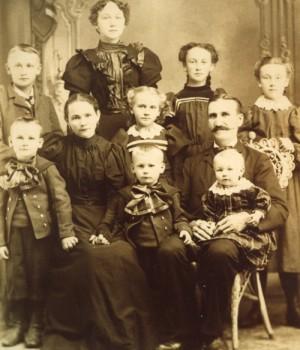 Joseph-Hedwig Hanke family a